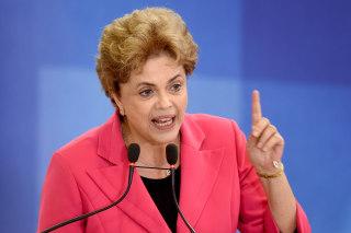 Image: Brazilian President Dilma Rousseff