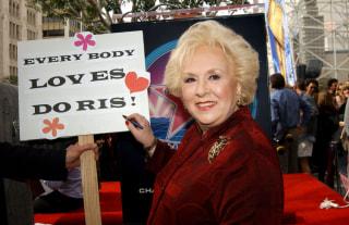 Image: FILE: Actress Doris Roberts Dies At 90