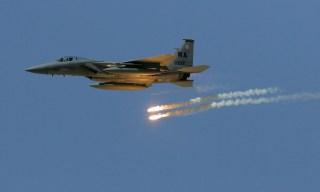 Image: F-15 jet