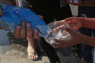 Image: Ecuador earthquake relief