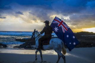 Image: Anzac Day in Australia