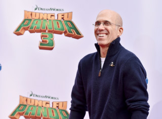 Image: Jeffrey Katzenberg, CEO of DreamWorks Animation