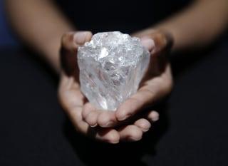 Image: Lesedi la Rona diamond