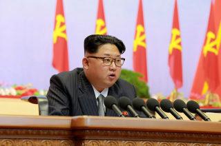 Image: Kim Jong Un on May 6