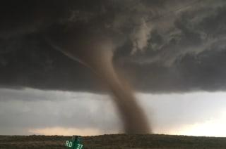 IMAGE: Colorado tornado