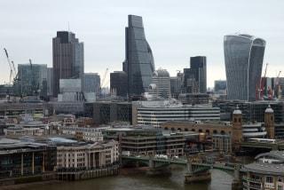 Image: London's skyline