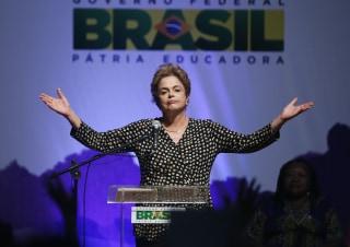 Image: President Dilma Rousseff