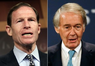 Ed Markey; Richard Blumenthal