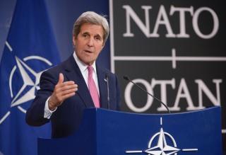 Image: BELGIUM-NATO-DEFENCE-POLITICS