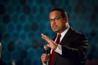 Dining and Discussion with U.S. Reps. Keith Ellison and Andre Carson