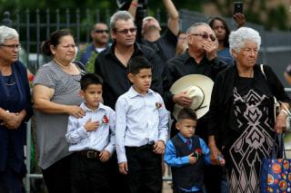 Image: Josue Funeral
