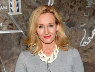 Image: J.K. Rowling