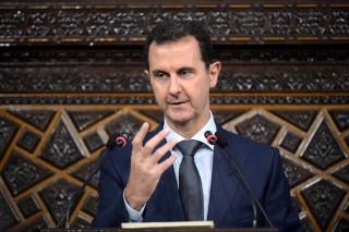 Image: SYRIA-CONFLICT-ASSAD-POLITICS