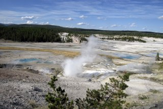Image: Travel Trip Yellowstone Trip