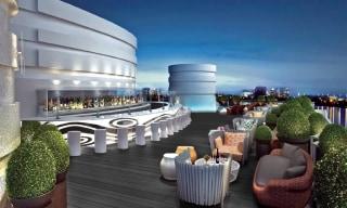 Image: Watergate Hotel rooftop rendering