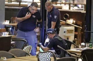 Three dead in Tel Aviv