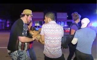 Image: Orlando shooting scene
