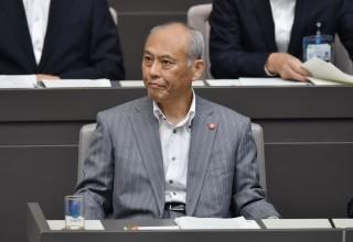Image: Tokyo Governor Yoichi Masuzoe