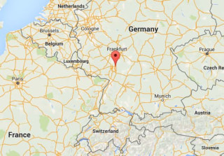 Map Of Viernheim Germany.Gunman Opens Fire In Movie Theater Germany Aurorawatcherak