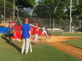 Image: Republican Baseball practice