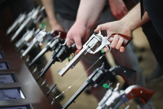 National Rifle Association Holds Annual Meeting In Louisville, KY
