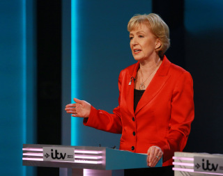 Image: Energy Minister Andrea Leadsom