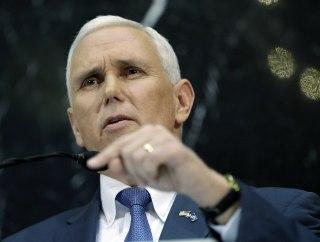 Image: Indiana Gov. Mike Pence