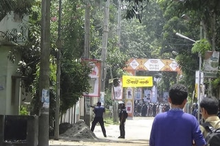 Image: Attack in Bangladesh