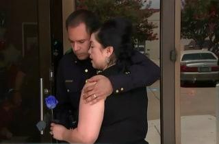 IMAGE: Dallas police Maj. Thomas Castro