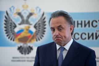 Image: Vitaly Mutko