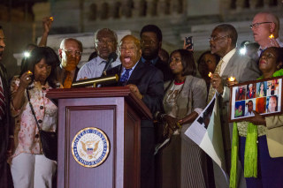 Lighting the Way National speak out: The path forward on gun violence