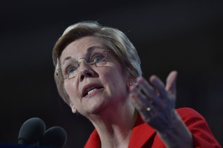 Image: US Senator Elizabeth Warren