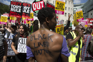 People's Assembly Against Austerity Racism And Tories