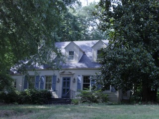 Image: The home of William Claybourne Taylor in Reidsville, N.C.