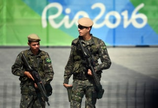 Image: Brazilian soldiers