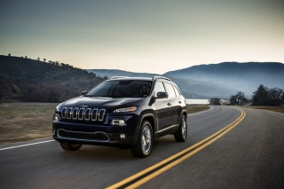 Image: 2014 Jeep Cherokee Limited