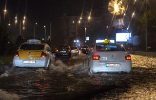 Image: Heavy storm hits Skopje