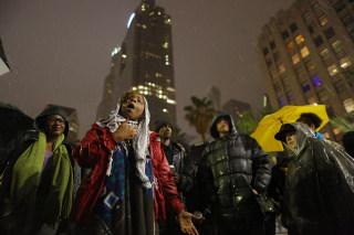 Patrisse Cullors of Black Lives Matter