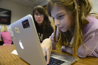 Hour Of Code Brings Coding To Girls