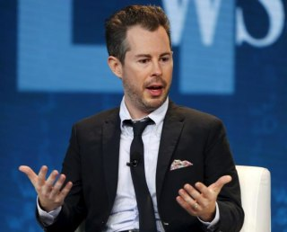 Bill Maris, president and chief executive officer of Google Ventures, speaks about the future during the Wall Street Journal Digital Live (WSJDLive) conference