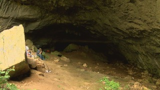 Arkansas State University students went missing during a spelunking trip in Independence County, Ar.