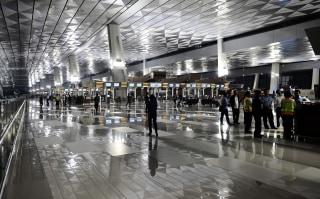 Image:  Terminal 3 at Soekarno-Hatta International Airport