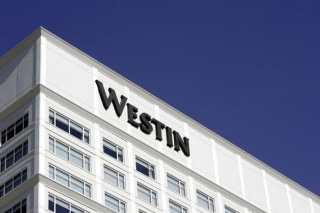 The Westin Lombard Yorktown Center is pictured in Lombard, Illinois