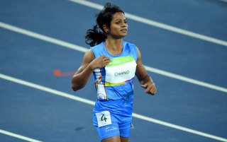 Image: Dutee Chand