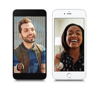 Image: Google has launched Duo, a 1-to-1 video calling app