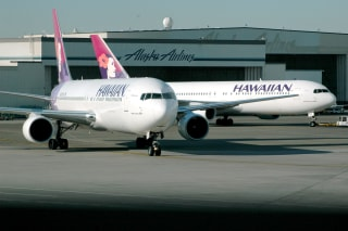 HAWAIIAN AIRLINES, SEATTLE-TACOMA INTERNATIONAL AIRPORT, SEATC