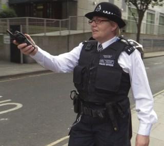 Image: Metropolitan Police Constable Jill Simpson
