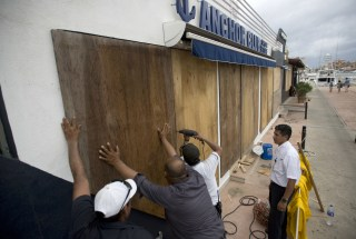 Image: Hurricane Newton