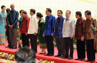 Image: The 28th and 29th ASEAN Summits and Related Summits in Laos