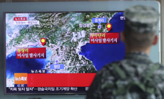 Images North Korea Calls Sanctions Push After Nuclear Test